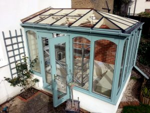 Roofs for Orangeries and Conservatories